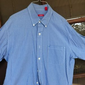 Long Sleeve IZOD Button down